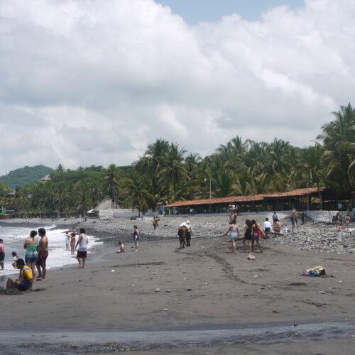 El Tunco, El Salvador